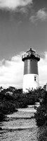 Nauset Lighthouse, Nauset Beach, Eastham, Cape Cod, Massachusetts Fine Art Print