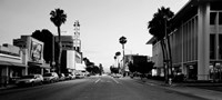 Culver City, Los Angeles County, California Fine Art Print