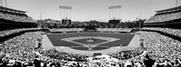 Dodgers vs. Angels, Dodger Stadium, City of Los Angeles, California Fine Art Print