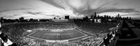 Soldier Field Football, Chicago, Illinois Fine Art Print