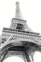 Eiffel up Close Fine Art Print
