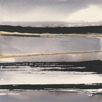 Gilded Grey I Fine Art Print