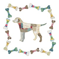 Good Dog II Fine Art Print