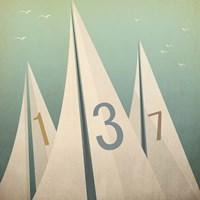 Sails VII Fine Art Print