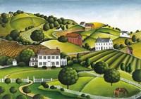 Apple Valley Fine Art Print