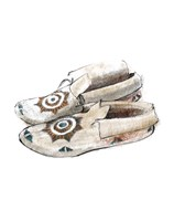 Indian Moccasins Fine Art Print