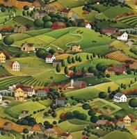 Pleasant Valley Fine Art Print