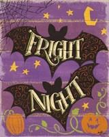 Fright Night III Framed Print