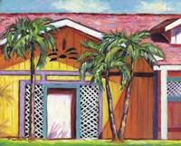 Cayman Colors Fine Art Print
