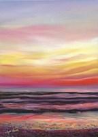 Sunset Spectrum Fine Art Print