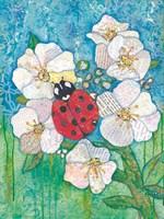 Cheryl's Ladybug Fine Art Print