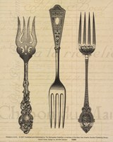 French Forks Fine Art Print