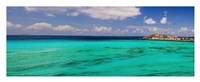 Caribbean Waters Fine Art Print