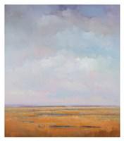 Midday Marsh Fine Art Print