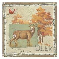 Deer / Deer / Elk Fine Art Print