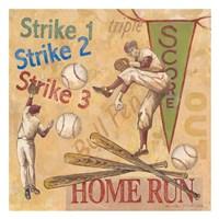 Home Run! Fine Art Print