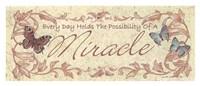Miracle Fine Art Print