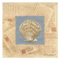 Starfish Postcard Fine Art Print