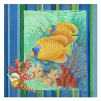 Tropical Fish II Fine Art Print