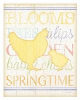 Chick Fine Art Print