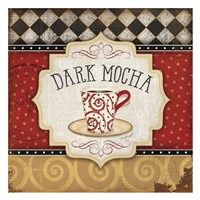 Dark Mocha Fine Art Print