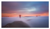 Just Another Day in the Bay Fine Art Print
