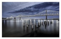 The Bay Lights Fine Art Print