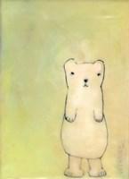 Boo Bear Fine Art Print