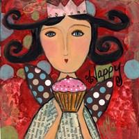 Happy Every Day Fairy Fine Art Print