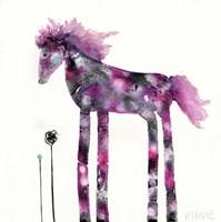 Pink Painted Pony Fine Art Print