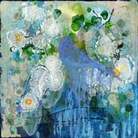 Bluebird Reflections Fine Art Print