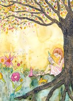 Book Nook Fine Art Print
