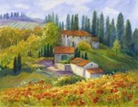 Tuscan Sunlight Fine Art Print