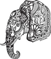 Elephant New Fine Art Print