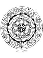Mandala 1 Fine Art Print