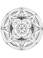 Mandalas Fine Art Print