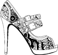 Shoe Game Fine Art Print