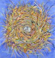 Nest III-Vortex Fine Art Print