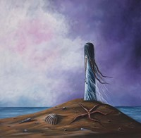 Sea Fairy 2 Fine Art Print