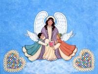 Angel of Love Fine Art Print