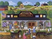 McKenna's General Store Fine Art Print
