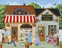 Cupcakes to Kipling Fine Art Print