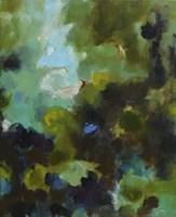 Green III Fine Art Print