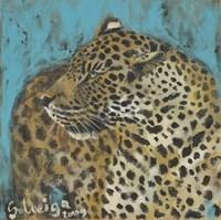 Guepard Fine Art Print