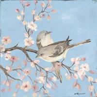 Blossom Birds II Fine Art Print