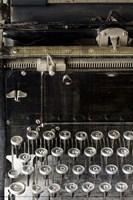 Vintage Typewriter Fine Art Print