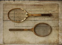 Tennis Fine Art Print