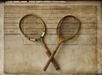 Tennis 2 Fine Art Print
