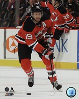 Travis Zajac 2014-15 Action Fine Art Print