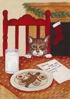 Message To Santa Fine Art Print